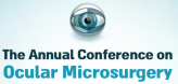 Logo The Annual Conference on Ocular Microsurgery 2018
